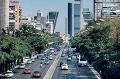 Travel Tips to European Countries: Spain Overseas Jobs, Jobs Uk, San Bernardo, Skyline, In Mumbai, European Countries, Madrid, Best Cities, Places Ive Been