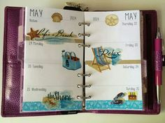 Amy Lightsey planner