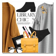 """Work Hard, Play Hard: Finals Season"" by svijetlana ❤ liked on Polyvore featuring ZeroUV, Christian Dior, The Cambridge Satchel Company, finals and zaful"