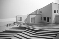 Model : Maison Louis Carré | Alvar Aalto | Image : Erica Johnson