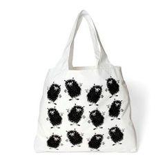 Muumi Eco Bag valkoinen Haisuli Reusable Tote Bags