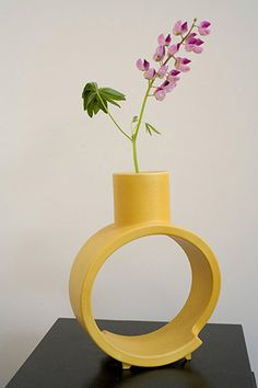 Vintage Japanese Ikebana Vase by DemARTinDesign on Etsy