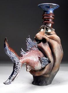 Неожиданная керамика. Работы художник-керамиста Mitchell Grafton. Обсуждение на LiveInternet - Российский Сервис Онлайн-Дневников