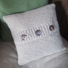 denim delight cotton hand knit cushion cover i want to make some knitted cushion covers crafts pinterest cotton crochet and knit crochet