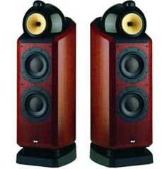 Bowers & Wilkins series 802 Diamond - the tweeters are actually made of diamond! - These are my dream speakers!