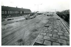 10th February 1971: building the bridge.