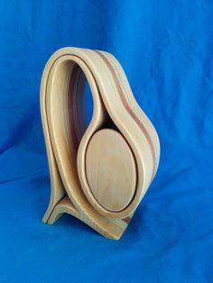 bandsaw box, jewelry box, decorative wooden box.