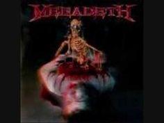 Megadeth 1000 Times Goodbye