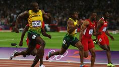 Usain Bolt wins Olympics 100m final at London 2012 in 9.63 seconds