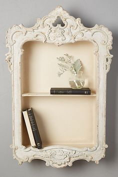Little Library Shelf #anthropologie