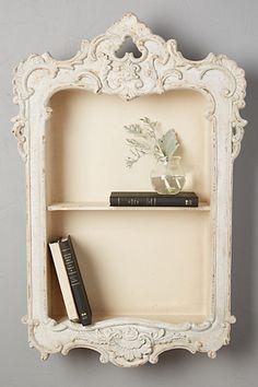 Little Library Shelf #anthropologie