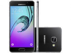 Smartphone Samsung Galaxy A3 2016 16GB Preto com as melhores condições você encontra no site do Magazine Luiza. Confira!