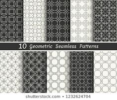 Similar Images, Stock Photos & Vectors of Triangle geometric vector pattern,patt… – Tattoo Pattern Geometric Patterns, Geometric Tattoo Pattern, Vektor Muster, Banners, Line Background, Black And White Lines, Texture, Stock Foto, Vector Pattern