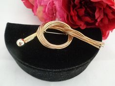 5312016 10% off  Kramer True Vintage Classic Swirl Brooch Set in Different Shades of Goldtone. Bought one for me with Earrings to Match - A+ Love this Brooch Has The most beautiful metal in goldtone and is so stylish, Great Deal Plus you get 10% off with the coupon 5312016. Have a great vintage day!