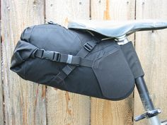 medium bag mounted by Bolder Bikepacking Gear, via Flickr
