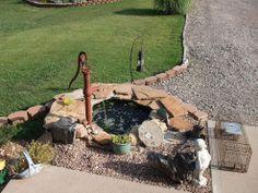 Our New Pond. :: Hometalk