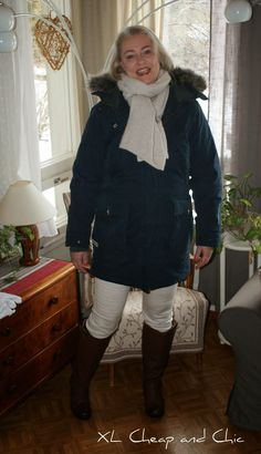 XL Cheap & Chic: Mun sadetakki - My raincoat...