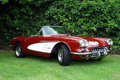 1960 #Chevrolet #Corvette