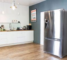 Our new Samsung fridge
