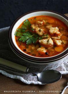 Soup Recipes, Tasty, Ethnic Recipes, Food, Ideas, Fotografia, Chowder, Recipies, Essen