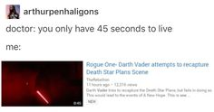 Rogue One, Star Wars, Darth Vader, Anakin Skywalker