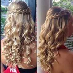 Braid & Curls - Trends & Style