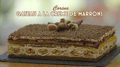 Herfstspektakel- Gâteau à la crème de marrons  Corina - HHB