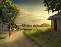 "Check out new work on my @Behance portfolio: ""VILLAGE"" http://be.net/gallery/32929809/VILLAGE"