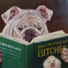 Pinzellades al món: Animals lectors il·lustrats per Lucia Heffernan