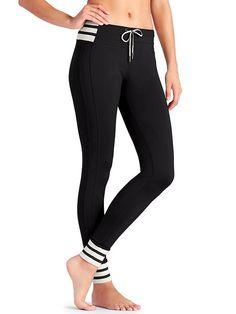 Striped Varsity Pant Product Image