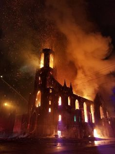 Post with 0 votes and 2312 views. Fire in east St. Louis last night looks like a scene from a movie. East St Louis, Arte Obscura, The Evil Within, Night Looks, Llamas, Destruction, Camping, World, Photography