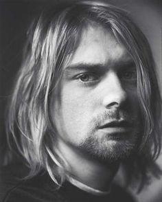 Mark Seliger Kurt Cobain, Kalamazoo, Michigan, 1993