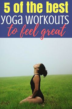 We have 5 of the best yoga workouts all in one post. Check them out and get started on feeling better about yourself. Workouts For Teens, Yoga Workouts, Running Workouts, Running Tips, Fitness Workouts, Fitness Tips For Men, Fitness Workout For Women, Health And Fitness Tips, Yoga Fitness