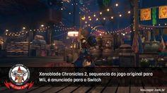 Dando um tempo no sci-fi, série retorna ao mundo de fantasia do primeiro título.  #NintendoSwitch #Xenoblade2 #XenobladeChronicles2