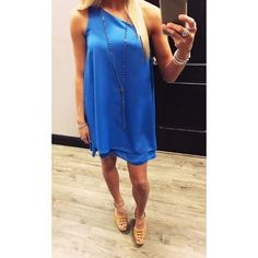 Last minute decision for a date night? Come get this sexy one shoulder dress! #apricotlaneaugusta #shopALB #augustamall #datenight #dress