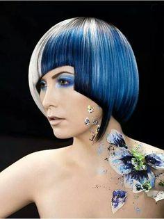 Bellissimo blu