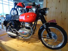 1956 Gilera B 300 Twin - Barber's Best - Motorcycle Classics