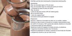 YOGUR DE CHOCOLATE FUSSIONCOOK (pinchar en foto para ver mas grande)