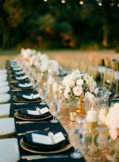 Shimmering Florida Wedding Makes a Bold Statement - MODwedding