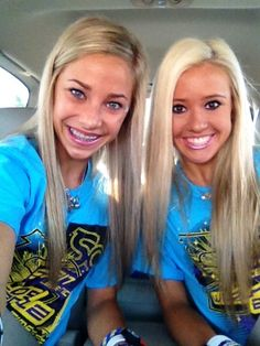 My inspirations: Peyton Mabry and Jamie Andries <33 love you guys :)