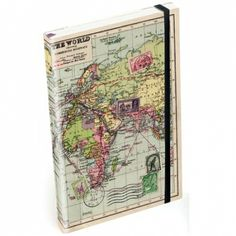 Wild & Wolf travel range small notebook