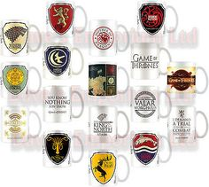 Game of thrones #ceramic mugs - gift #boxed - hbo #officially licensed mug - star,  View more on the LINK: http://www.zeppy.io/product/gb/2/231869447368/