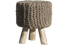 Let your home smile! Stool, Beige, Furniture, Home Decor, Ideas, Decoration Home, Room Decor, Stools, Home Furniture