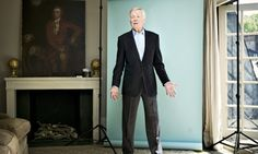 Max Mosley photographed at his home in west London last week for the Observer New Review.