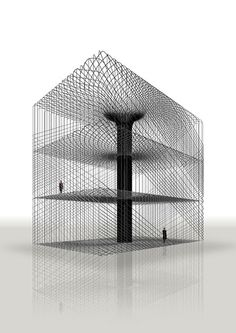 ::ARCHITECTURE:: Fiber Architecture by the amazing and talented Tokujin Yoshioka.