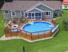 Advice, tactics, and also guide beneficial to obtaining the absolute best end result and also attaining the maximum usage of Easy Front Yard Landscaping Ideas Above Ground Pool Landscaping, Backyard Pool Landscaping, Backyard Pool Designs, Landscaping Ideas, Best Above Ground Pool, In Ground Pools, My Pool, Swimming Pools Backyard, Pool Fun