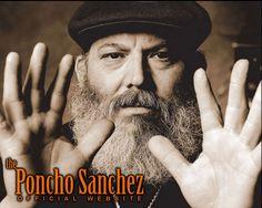 Afro Cuban Latin Jazz = Poncho Sanchez. Lo vi en concierto hace muchos años.