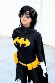 Risultati immagini per black bat cosplay