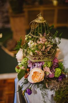 Lord of the Rings Inspired Fairytale Wedding