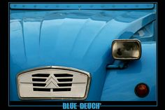 blue deuch' | Flickr - Photo Sharing!